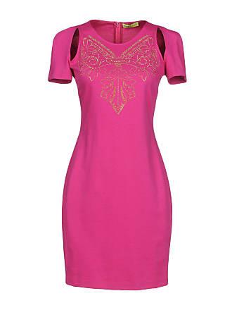 Versace Dresses Short Su Yoox Com