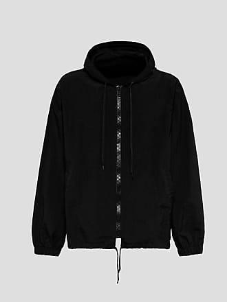 Msgm print nylon jacket