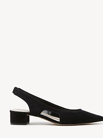 Sole Society Womens Manalynn Cutout Pumps Black Size 9 Suede From Sole Society