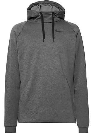 Nike Therma Dri-fit Hoodie - Charcoal