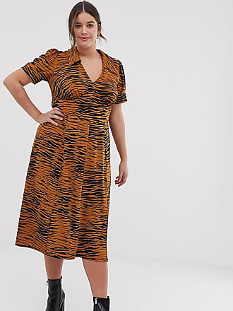 96c19e8c63e Asos Curve® Midi Dresses  Must-Haves on Sale up to −71%