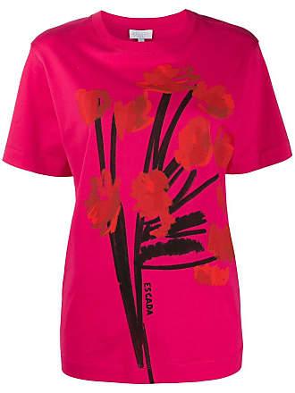 Escada Sport bouquet T-shirt - Rosa