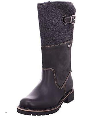 c5f5202709de8b Tamaris 1-26432-21 Damen Stiefel Black Comb