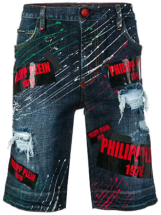18ef295b8c72 Shorts Jeans − 771 produtos de 10 marcas | Stylight
