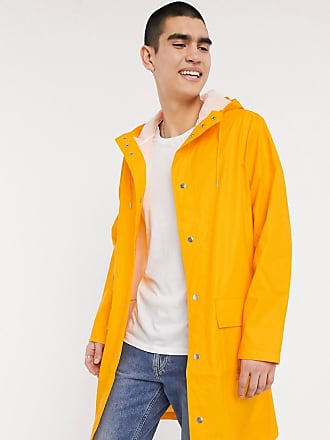 Weekday sune raincoat-Yellow