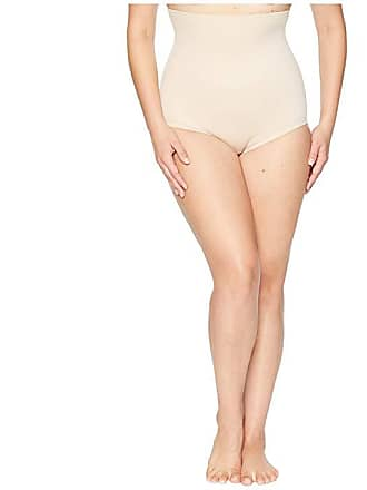 aae7741e358c1 Miraclesuit Shapewear Plus Size Extra Firm Control High-Waist Brief (Nude)  Womens Underwear