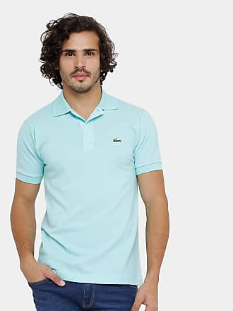 a60e2026386ee Lacoste Camisa Polo Lacoste Piquet Original Fit Masculina - Masculino