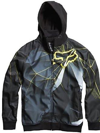 Fox Mens Bionic Radeon Jacket, Black, Small