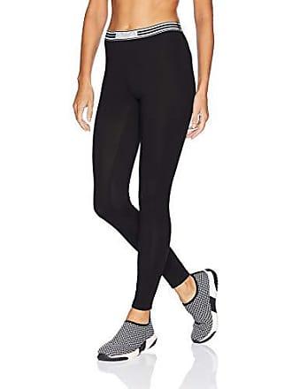 be5bb1e3de834c Emporio Armani Womens Campus Life Leggings, Black Medium