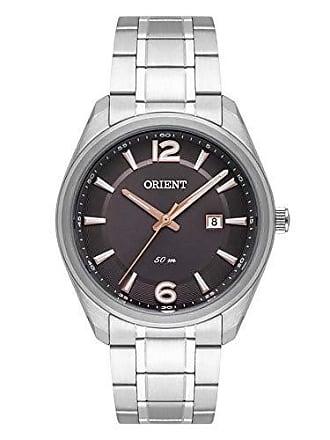 Orient Relógio Orient Masculino Ref: Mtss1095 M2sx Social Bicolor