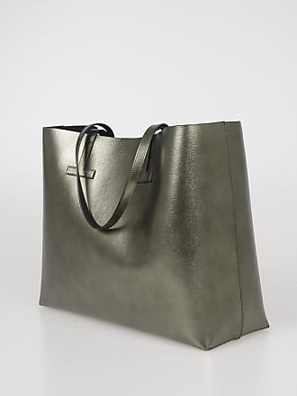 Tom Ford Metallic Leather Shopping Bag size Unica