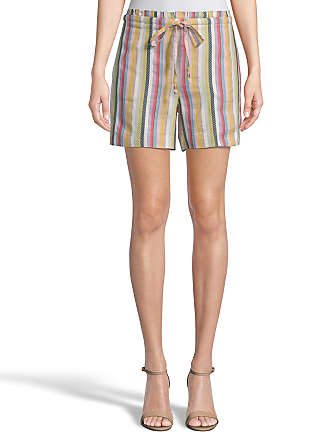 5twelve Striped Self-Tie Pull-On Shorts
