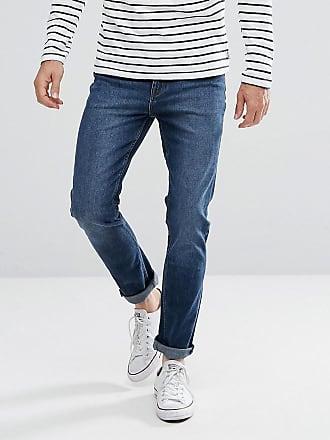 Cheap Monday Sonic Slim Jeans pure Blue - Blue