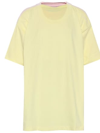 Y / Project Multi-layer cotton T-shirt