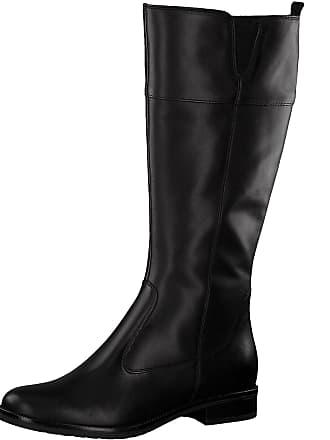Tamaris® Lederstiefel  Shoppe bis zu −38%   Stylight f03ec9c000