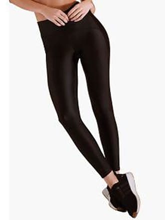 Body for Sure Calça Legging Com Saia Flame PRETO P