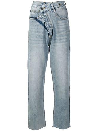 Jovonna London Calça jeans Yves mum - Azul