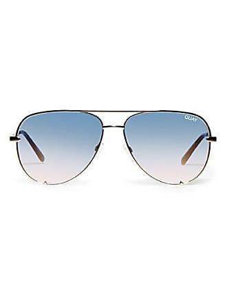 Quay Eyeware High Key aviator sunglasses