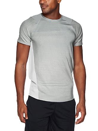 9c1b38fa Under Armour Under Armour Mens MK1 SS T-Shirt, Large, White/Graphite