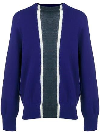 Namacheko Suéter color block - Azul