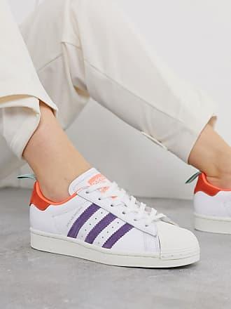 adidas Originals x Girls are Awesome - Superstar-Sneaker in Rosa und Metallic-Optik-Navy