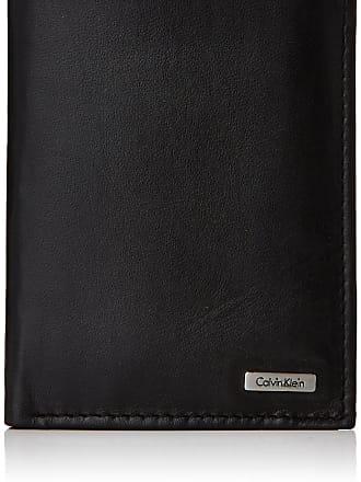 3b314a8567 Calvin Klein Men,, rail ns 12cc coin pass, (black 1),