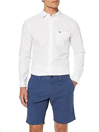 4ef25017a4 Tommy Hilfiger Brooklyn Short Light Twill Pantalones Cortos Azul (Dark Denim  441) W31