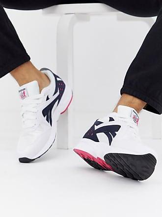 Sneakers In Pelle da Uomo Reebok | Stylight