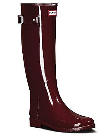 5c992702c88 Hunter Damen Original Refined Gloss Schnee Gummi Wasserdicht Stiefel EU  36-43