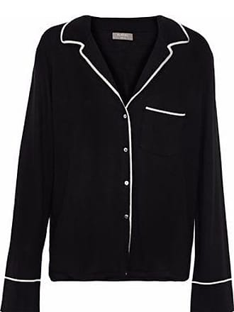 N.Peal N.peal Woman Cashmere And Silk-blend Shirt Black Size XS