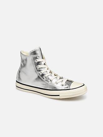 eb32297c5982 Converse Chuck Taylor All Star Shiny Metal Hi by Converse