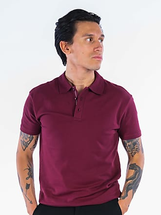 Perform Collection Performance Polo - Burgundy Red
