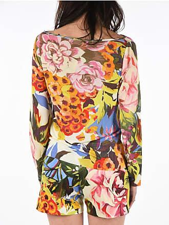 Blumarine BLUGIRL floral-print light sweater Größe 46