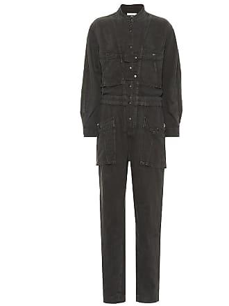 Isabel Marant Lashay linen-blend jumpsuit