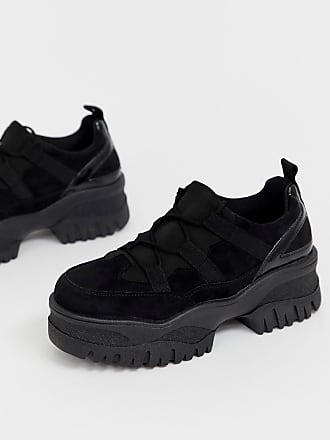 Asos Distance chunky sneakers - Black