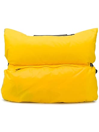 Valextra small bag puffer - Yellow