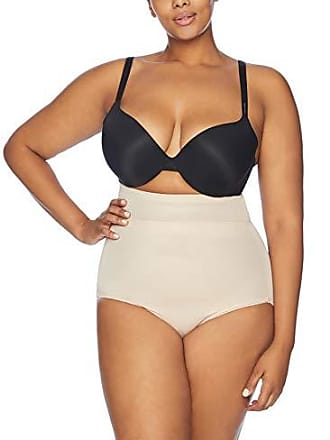 918db4dbb3410 Naomi   Nicole Naomi and Nicole Womens Plus-Size Unbelievable Comfort Plus  Hi Waist Brief