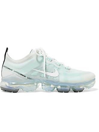 Nike Air Vapormax 2019 Mesh And Pvc Sneakers - White