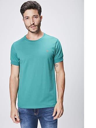 Damyller Camiseta College Básica Tam: PP/Cor: VERDE ESCURO