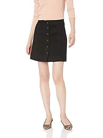 9bf038457 J.crew Womens Black Denim Button Front Mini Skirt, 24. USD $55.00