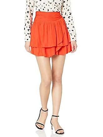 Ramy Brook Womens Teresa Skirt, Sunset, 2