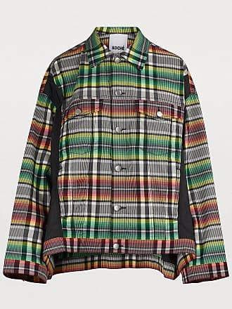 Koché Cashmere blend oversized jacket
