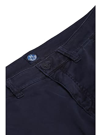 North Sails Gabardine Cargo Shorts