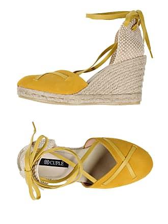 6baf9fa1180b0 Chaussures Compensées en Jaune   26 Produits jusqu  à −70%