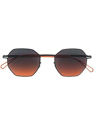 Mykita Mykita x Bernhard Willhelm Walsh sunglasses - Brown