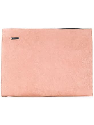 Zanellato large zipped clutch bag - Rosa