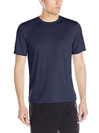 10cfb4008dc9 Champion Mens Short Sleeve Double Dry Performance T-Shirt