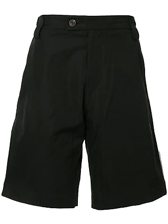 Ziggy Chen fitted shorts - Black