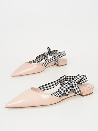 ca14bf123aa Miu Miu Patent Leather Ballet Flats size 41