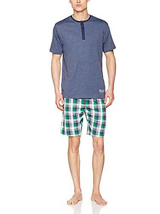 Pyjamas mit Karo-Muster Online Shop − Bis zu bis zu −41%   Stylight 25ed33fbfd